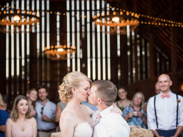 Kevin and Jessalin's Wedding in White Salmon, Washington 47