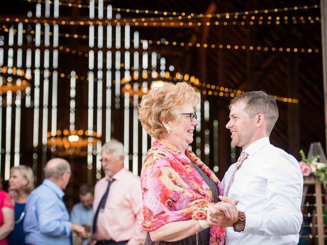 Kevin and Jessalin's Wedding in White Salmon, Washington 48
