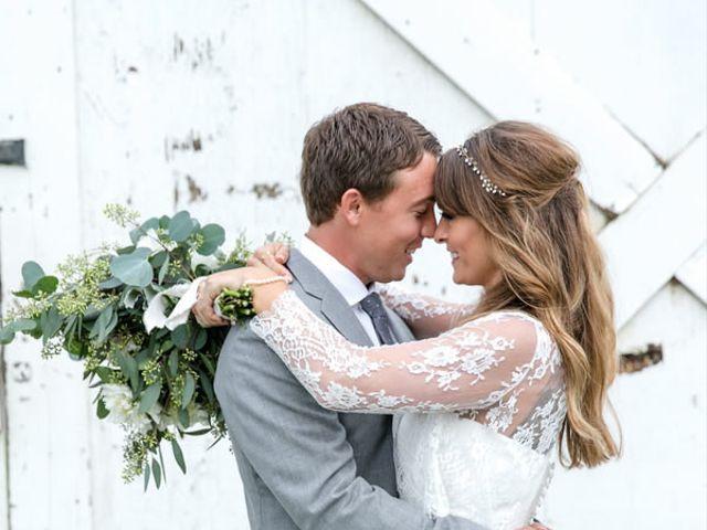 The wedding of Kenny and Amanda