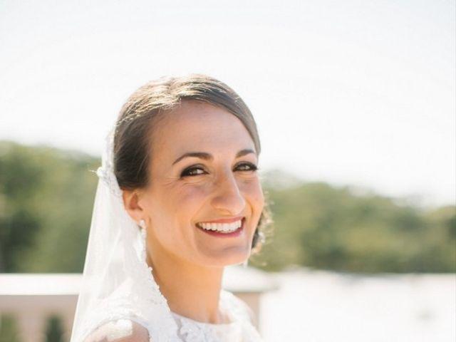 Kristin and Eric's Wedding in Brewster, Massachusetts 4