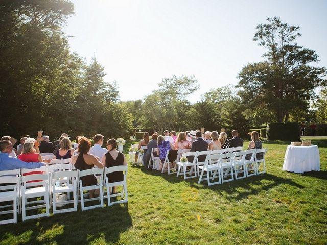 Kristin and Eric's Wedding in Brewster, Massachusetts 5