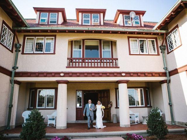 Kristin and Eric's Wedding in Brewster, Massachusetts 6