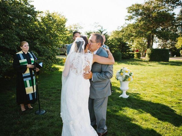 Kristin and Eric's Wedding in Brewster, Massachusetts 7