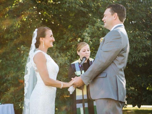 Kristin and Eric's Wedding in Brewster, Massachusetts 8