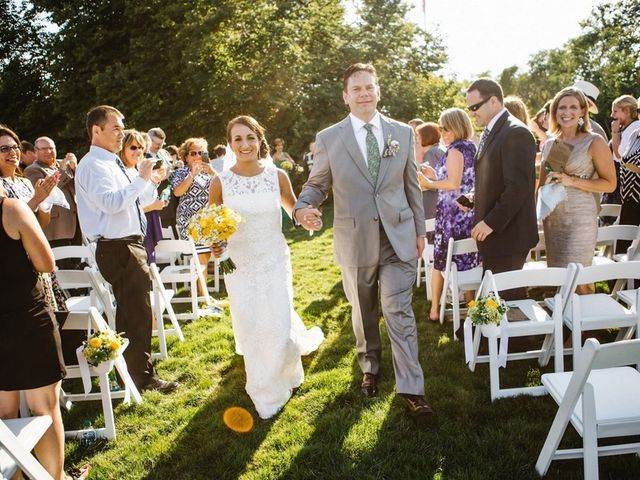 Kristin and Eric's Wedding in Brewster, Massachusetts 10