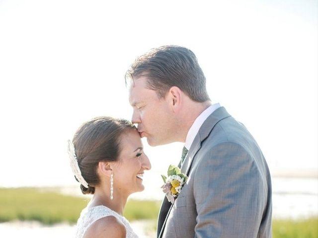 Kristin and Eric's Wedding in Brewster, Massachusetts 11