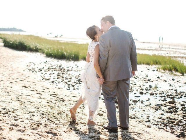 Kristin and Eric's Wedding in Brewster, Massachusetts 12