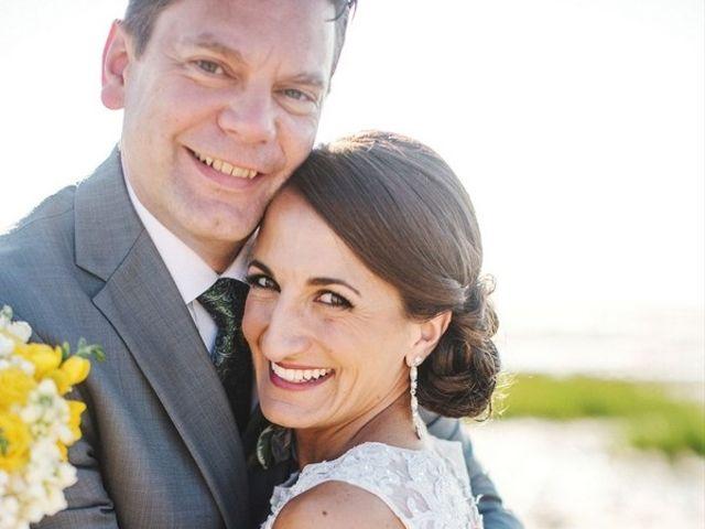 Kristin and Eric's Wedding in Brewster, Massachusetts 20