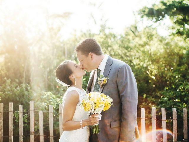 Kristin and Eric's Wedding in Brewster, Massachusetts 21