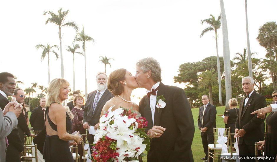 Stephen and Lori's Wedding in Palm Beach, Florida