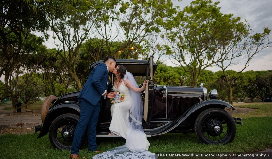 Daniel and Keiry's Wedding in Miami, Florida