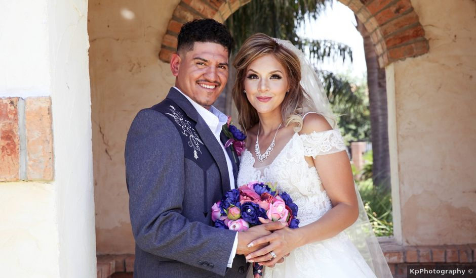 Victor and Analisa's Wedding in Mission, Texas