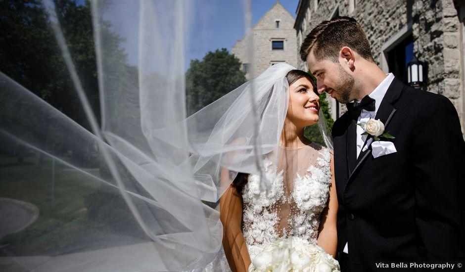 Matt and Allina's Wedding in North Tonawanda, New York