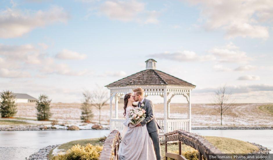 Emily and Stephen's Wedding in Elizabethtown, Pennsylvania
