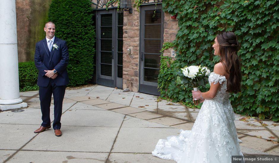 Dan and Alyssa's Wedding in Dublin, Ohio