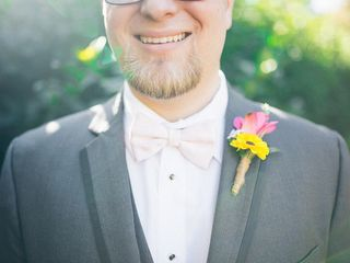 Jenna and Tyler's Wedding in Dover, Florida 3