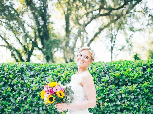 Jenna and Tyler's Wedding in Dover, Florida 1