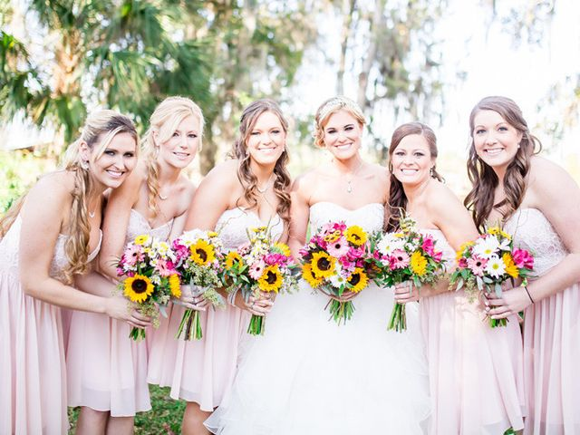 Jenna and Tyler's Wedding in Dover, Florida 5