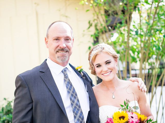 Jenna and Tyler's Wedding in Dover, Florida 9