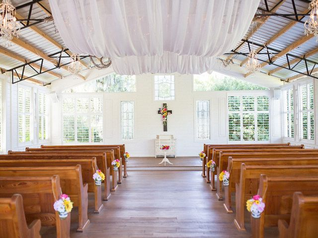 Jenna and Tyler's Wedding in Dover, Florida 12