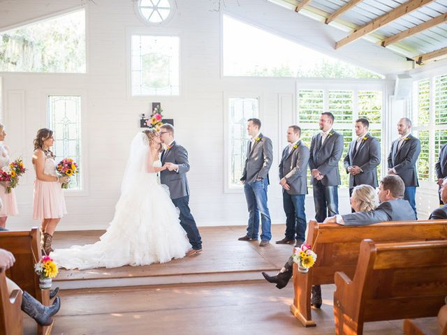 Jenna and Tyler's Wedding in Dover, Florida 13