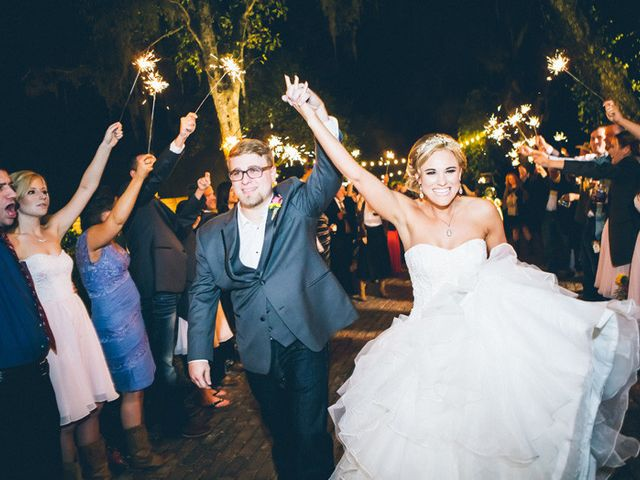 Jenna and Tyler's Wedding in Dover, Florida 24