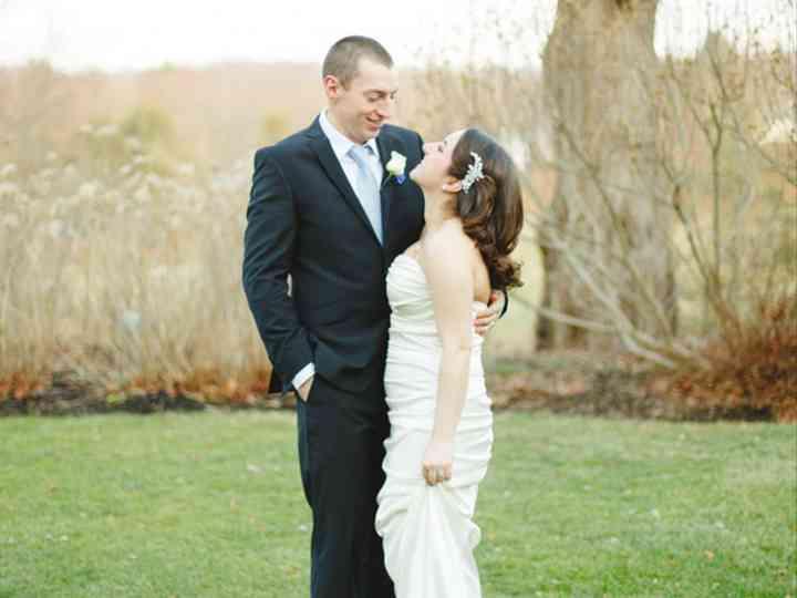 The wedding of John and Lauren