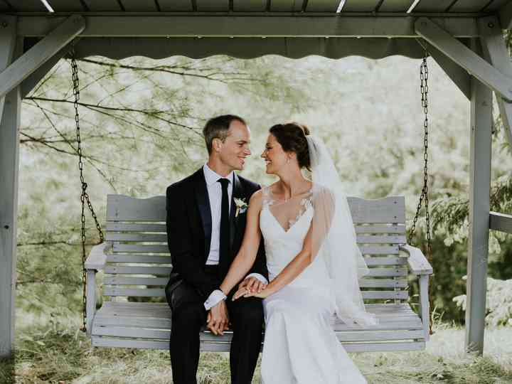 The wedding of Jacob and Caitrin
