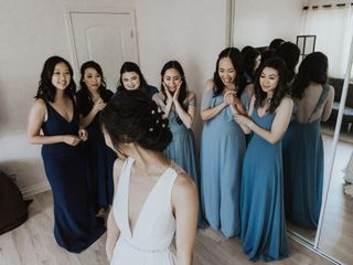 Stephanie and Nick's Wedding in Aliso Viejo, California 3