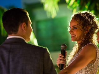 The wedding of Silvana and J Carlos 2