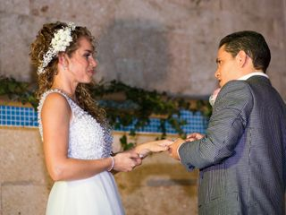 The wedding of Silvana and J Carlos 3