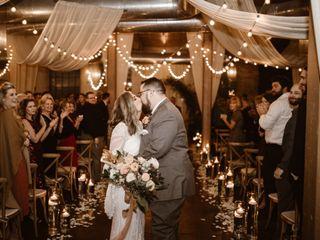 The wedding of Jordan and Drew 1