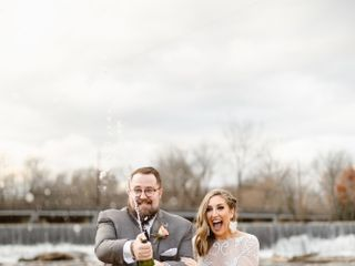 The wedding of Jordan and Drew 3