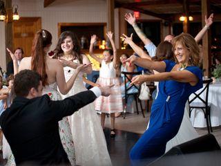The wedding of Stephanie and Clayton 1