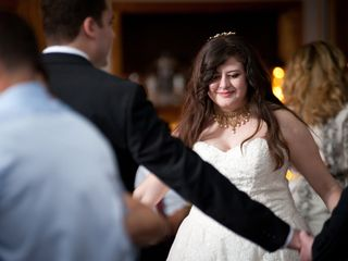 The wedding of Stephanie and Clayton 2
