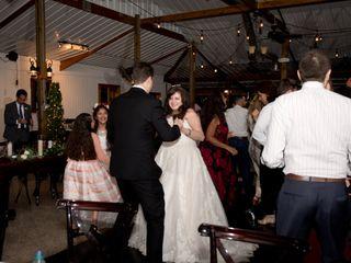 The wedding of Stephanie and Clayton 3