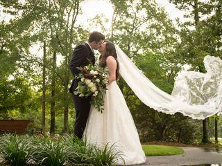 The wedding of Stephanie and Clayton