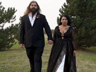 The wedding of Mercedes and Matt 2