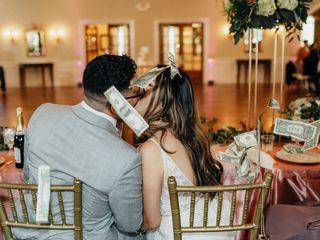 The wedding of Eddie and Cortnie 1