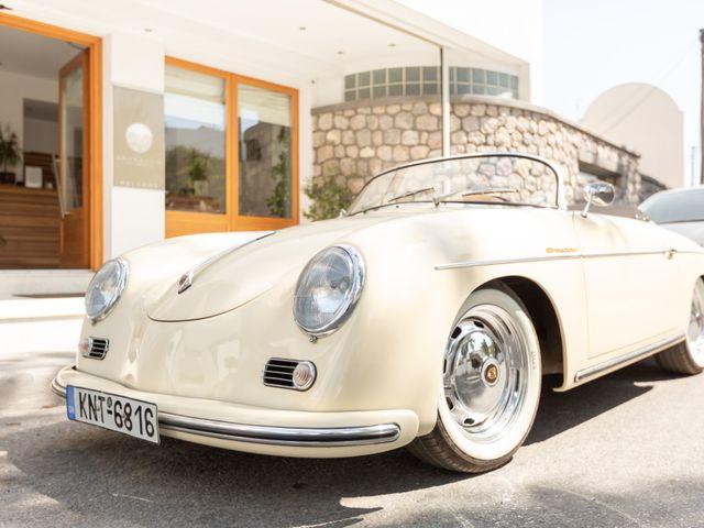 Craig and Angela's Wedding in Santorini, Greece 8