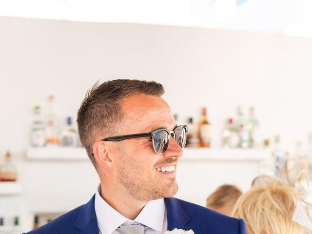 Craig and Angela's Wedding in Santorini, Greece 49