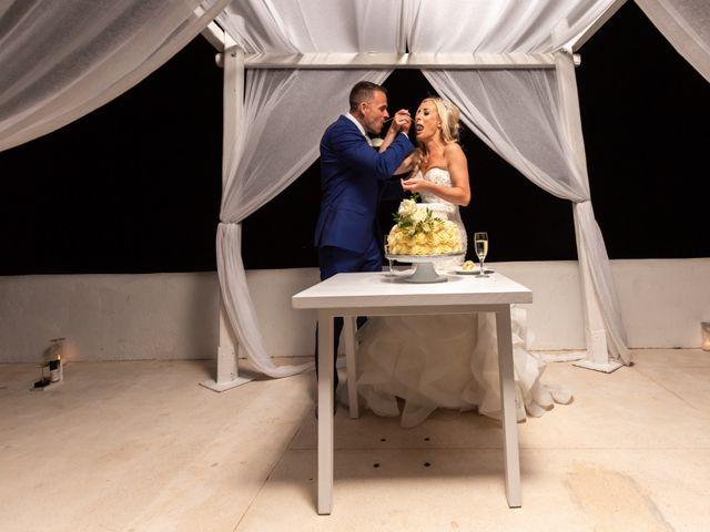Craig and Angela's Wedding in Santorini, Greece 63