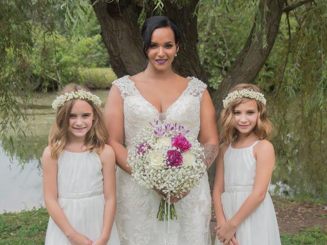 David and Ashley's Wedding in Butler, Pennsylvania 15