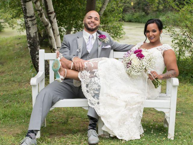 David and Ashley's Wedding in Butler, Pennsylvania 17