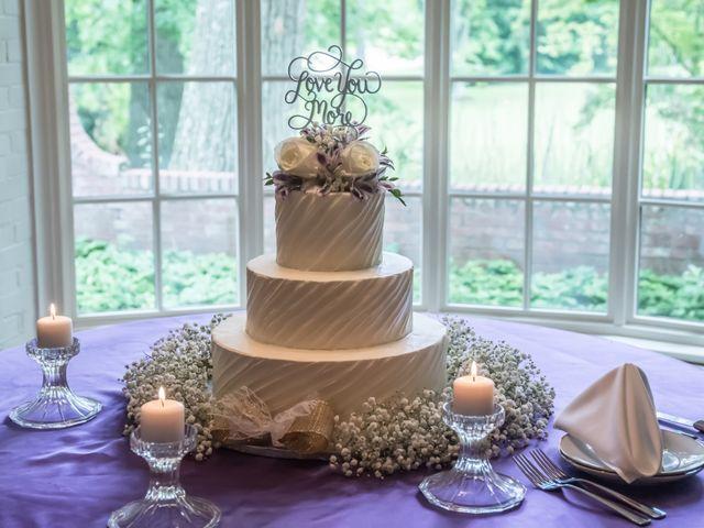 David and Ashley's Wedding in Butler, Pennsylvania 21