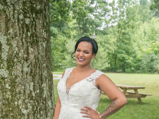 David and Ashley's Wedding in Butler, Pennsylvania 28