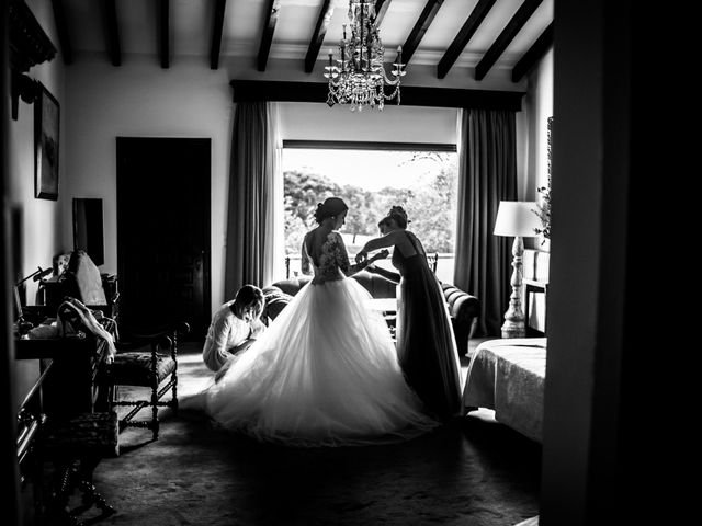 Aitor and Ane's Wedding in Cantabria, Spain 1