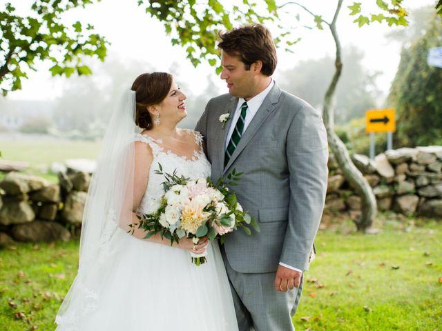 Rob and Paula's Wedding in Westport, Massachusetts 6