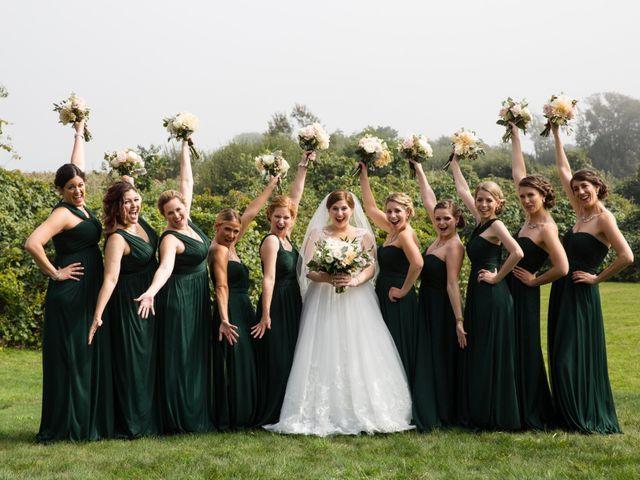 Rob and Paula's Wedding in Westport, Massachusetts 8