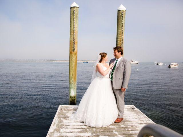 The wedding of Paula and Rob